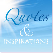 Quotes and Inspirations